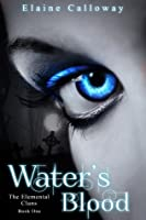 Water's Blood (The Elemental Clans #1)