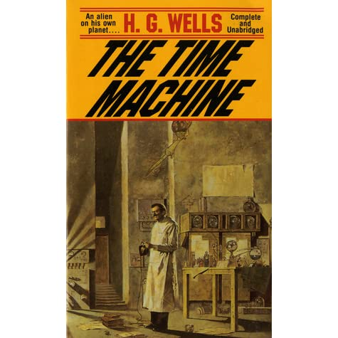 the time machine book review