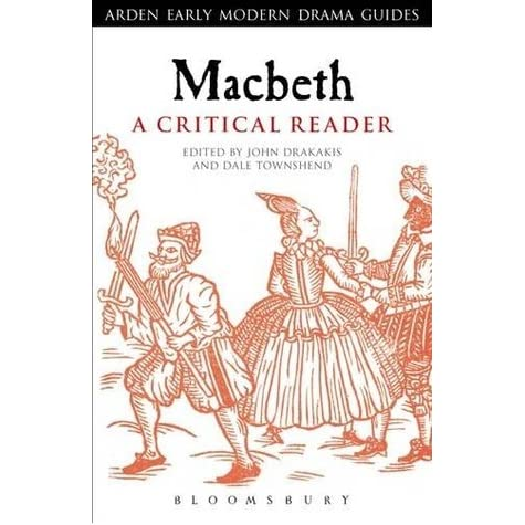 an introduction and an analysis of characters in macbeth by william shakespeare