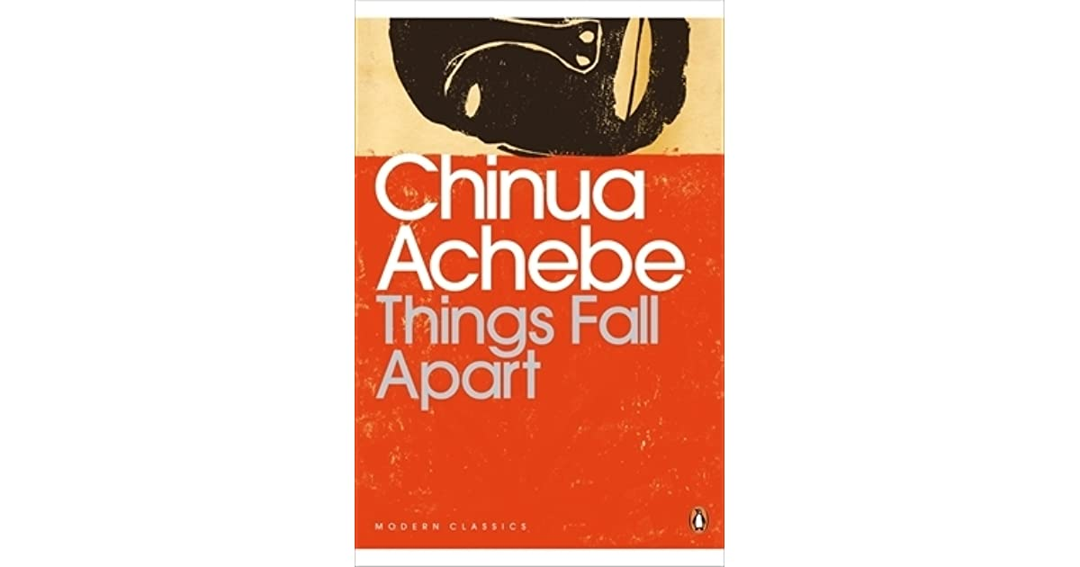 a review of cinua achebes things fall apart Things fall apart has 237706 ratings and 11222 reviews madeline said: how to  criticize things fall apart without sounding like a racist imperialist.