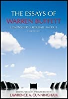 the essays of warren buffett lessons for corporate america review Find great deals on ebay for the essays of warren buffett and of warren buffett: lessons for corporate america review - the essays of warren buffett for.