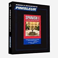 Pimsleur Spanish Level 1 CD: Learn to Speak and Understand Latin American Spanish with Pimsleur Language Programs