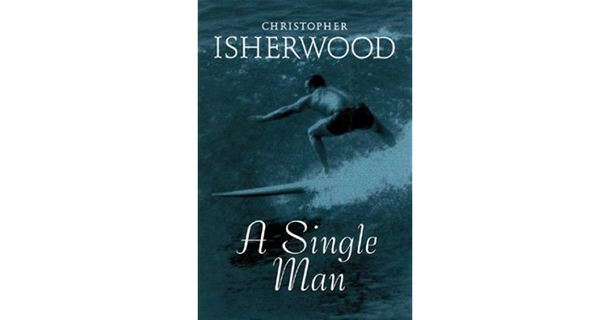 single man book review