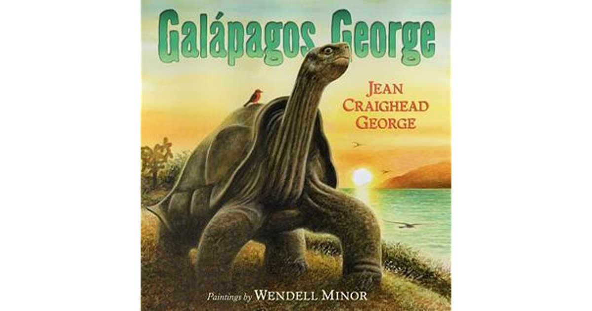 Jean Craighead George Quotes: Galapagos George By Jean Craighead George
