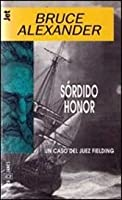 Sórdido honor (Sir John Fielding, #3)