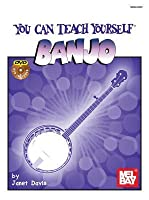 You Can Teach Yourself Banjo [With DVD]