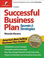 Successful Business Plan: Secrets & Strategies