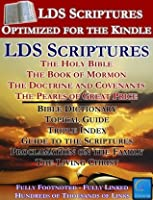 LDS Scriptures - Complete LDS Standard Works with Footnotes - over 300,000 Links