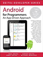 Android for Programmers: An App-Driven Approach (Deitel Developer Series)