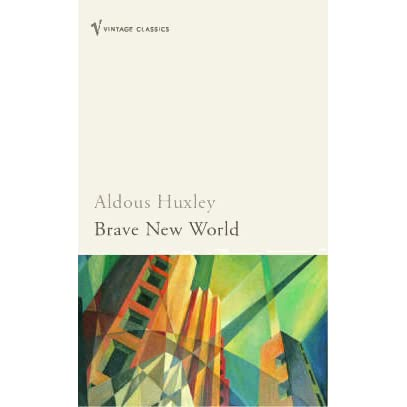 an analysis of aldous huxley s brave Brave new world: literary analysis / book review by aldous huxley cliff notes™, cliffs notes™ brave new world: literary analysis / book review chapter 6.