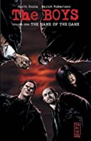 Garth Ennis' The Boys Volume 1: The Name Of The Game