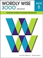 Wordly Wise 3000 Stu Book Grd6 3rd Edition