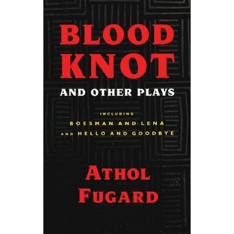 athol fugard essay The novel tsotsi, by athol fugard, is a story of redemption and reconciliation, facing the past, and confronts the core elements of human nature the character going through this journey, who the novel is named after, is a young man who is part of the lowest level of society in a poor shanty town in.