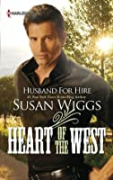 Husband for Hire (Heart of the West Book 1)