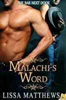 Malachi's Word (The Bar Next Door)