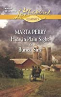 Hide in Plain Sight and Buried Sins (The Three Sisters Inn)