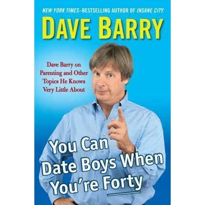 dave barry humorous essays Humorous essays go search en dave barry's money secrets: like: why is there a giant eyeball on the dollar dec 26 2006 by dave barry paperback.