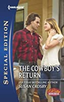The Cowboy's Return (Red Valley Ranchers)