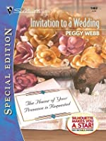 Invitation To A Wedding (Harlequin Special Edition)