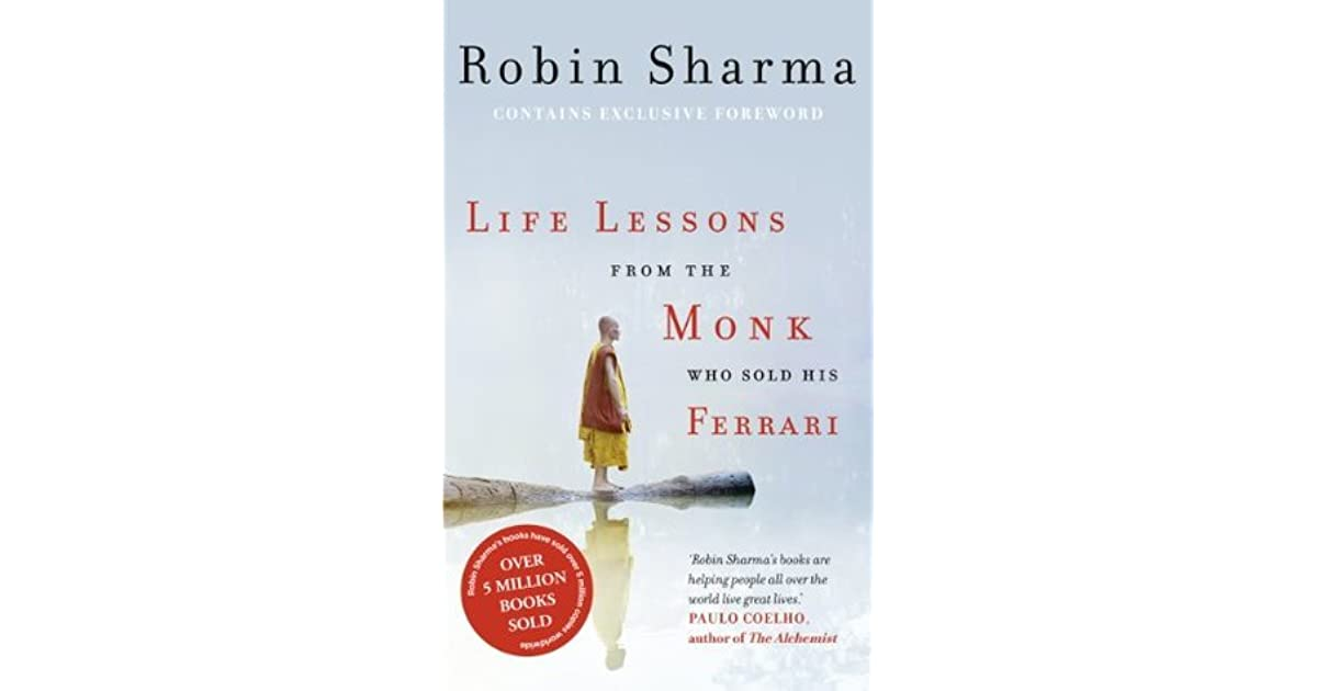 the monk who sold his ferrari review pdf