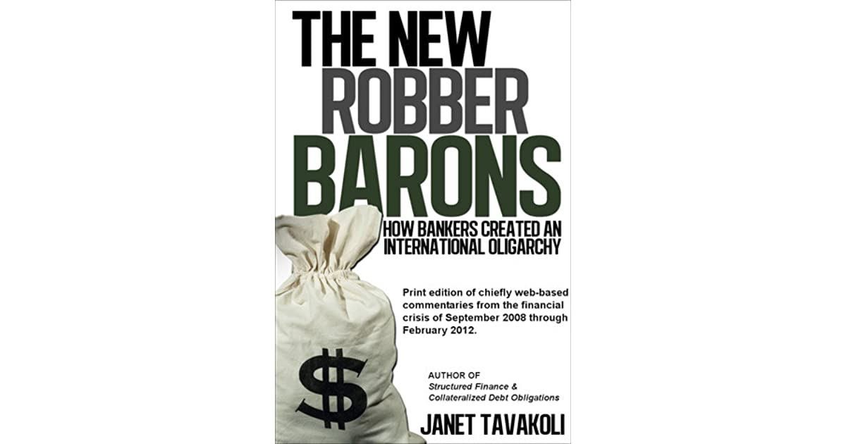 a book review of the myth of the robber barons Find helpful customer reviews and review ratings for the myth of the robber barons at amazoncom read honest and unbiased product reviews from our users.