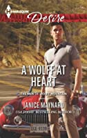 A Wolff at Heart (The Men of Wolff Mountain)