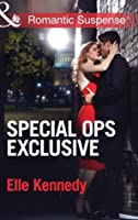 Special Ops Exclusive (The Hunted, #3)