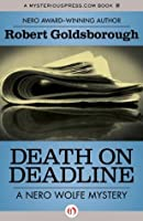 Death on Deadline (The Nero Wolfe Mysteries)