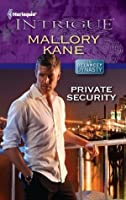 Private Security (Harlequin Intrigue)