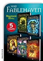 Serie Fablehaven (Fablehaven, #1-5)