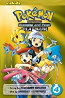 Pokémon Adventures: Diamond and Pearl/Platinum, Vol. 4