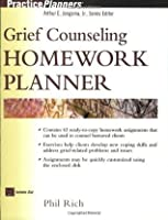 Grief Counseling Homework Planner (PracticePlanners)
