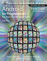 Android for Programmers: An App-Driven Approach, Volume 1