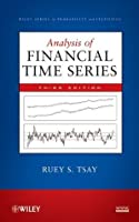 Analysis of Financial Time Series (CourseSmart)