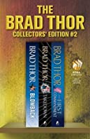 Brad Thor Collectors' Edition #2: Blowback / Takedown / The First Commandment (Scot Harvath, #4, #5, #6)