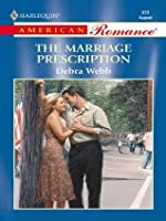 The Marriage Prescription (Colby Agency)