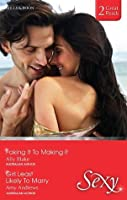 Faking it to Making It / Girl Least Likely to Marry