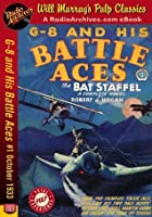 G-8 and His Battle Aces #1 October 1933