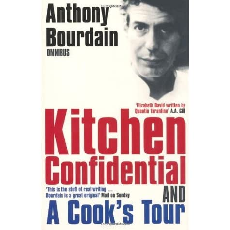 Anthony Bourdain Omnibus Kitchen Confidential and A Cook