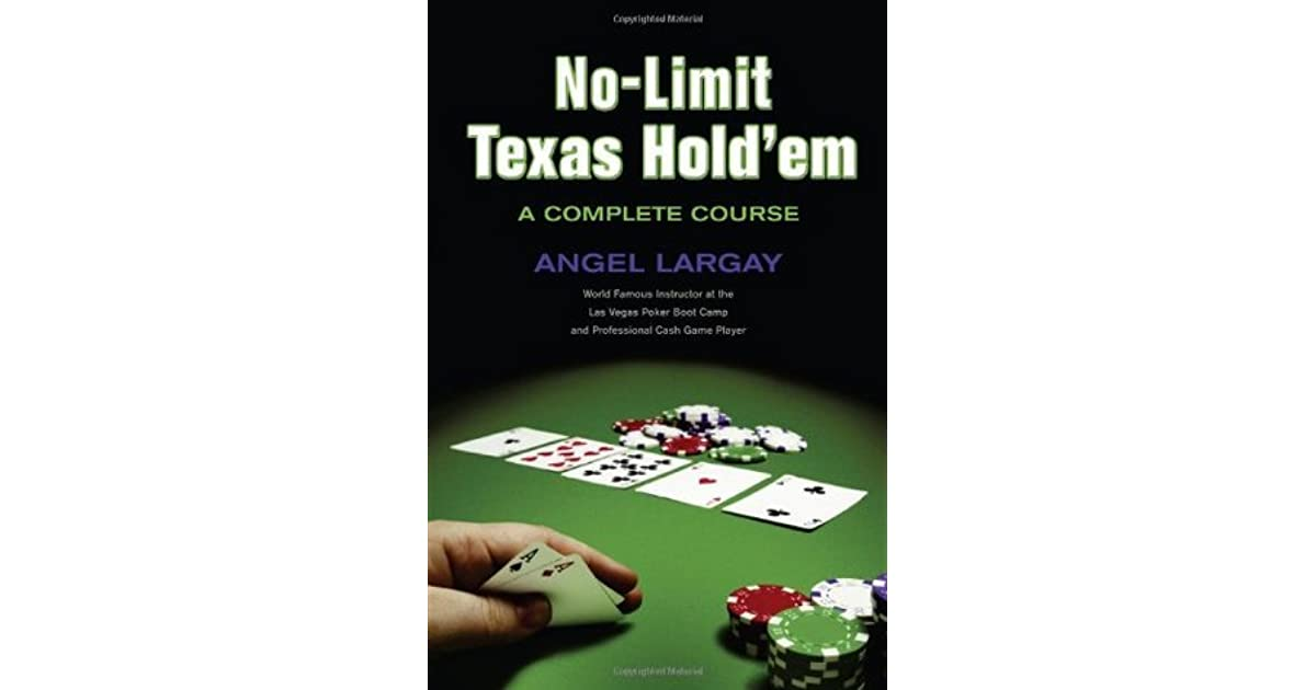 Poker strategie texas holdem no limit