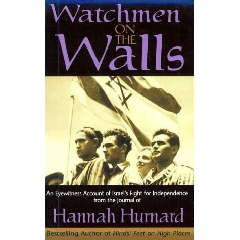 watchmen on the walls by hannah hurnard reviews discussion watchmen on the walls by hannah hurnard reviews discussion bookclubs lists