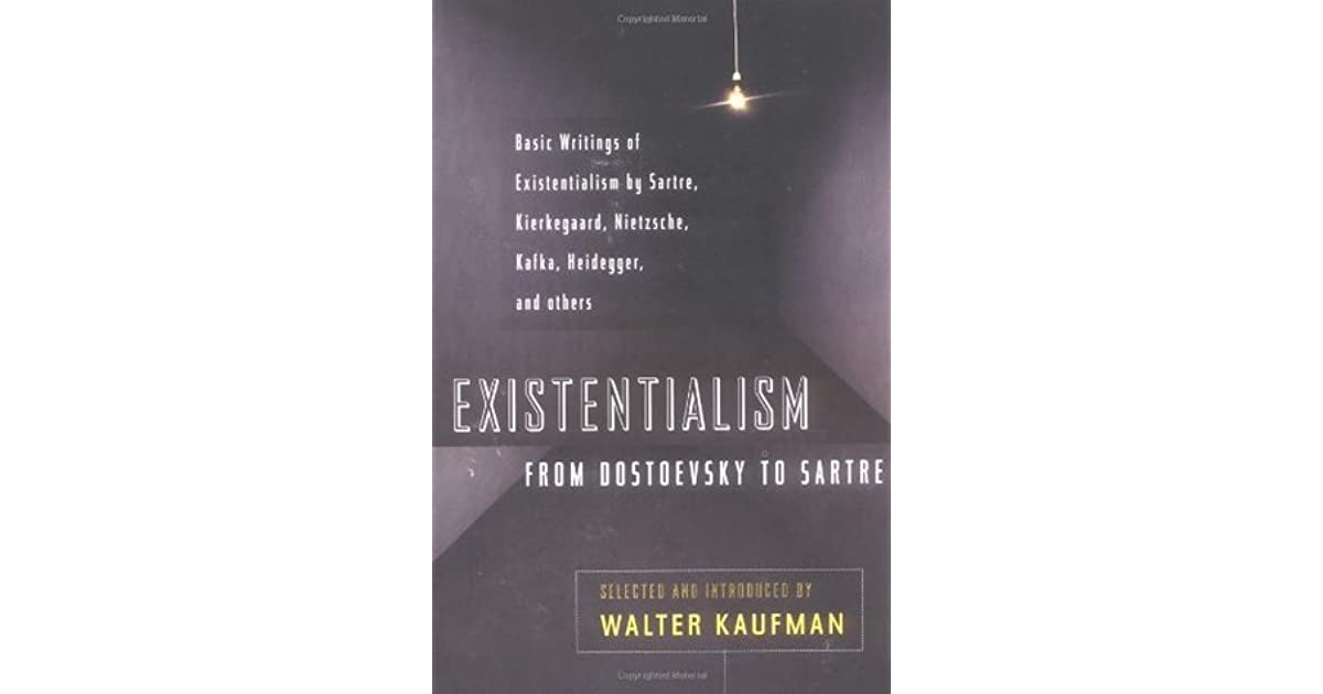 existentialism and modern literature an essay in existential criticism Existentialism essay good lord how exhausting it is to write about existentialism i'm definately brain stressed right now so i decided to post my essay for today's blog existentialism in the 20th century the philosophy of existentialism started in the 19th century, years before it created a huge impact in society existentialism.
