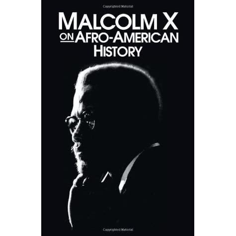 an introduction to the history of malcolm x King and malcolm x meet for the first, and only time, following king's 26 march 1964 testimony before congress.