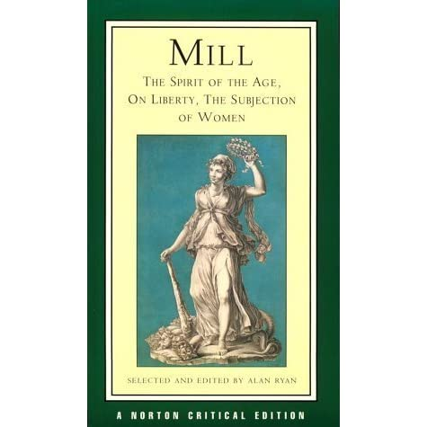 the spirit of the age John stuart mill citation information: john stuart mill, the spirit of the age (excerpt), 1831 reprint ed chicago: university of chicago press, 1942 90-93.