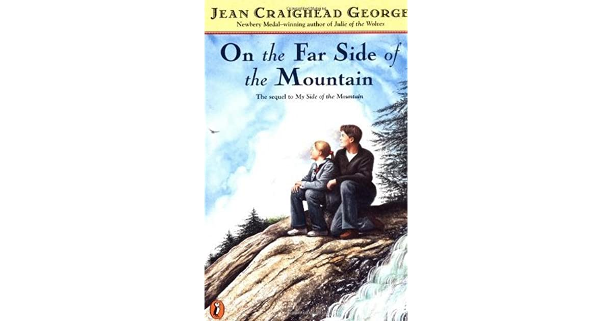 Jean Craighead George Quotes: On The Far Side Of The Mountain (Mountain, #2) By Jean