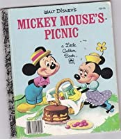 Mickey Mouse's Picnic (A Little Golden Book)