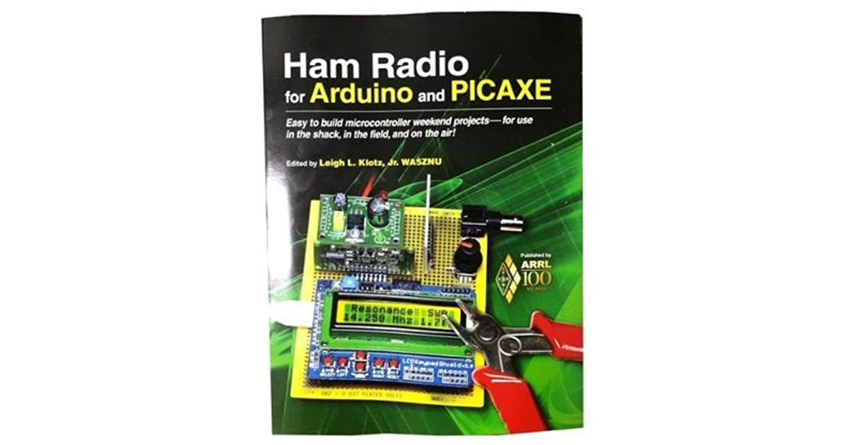 Ham radio for arduino and picaxe by arrl — reviews