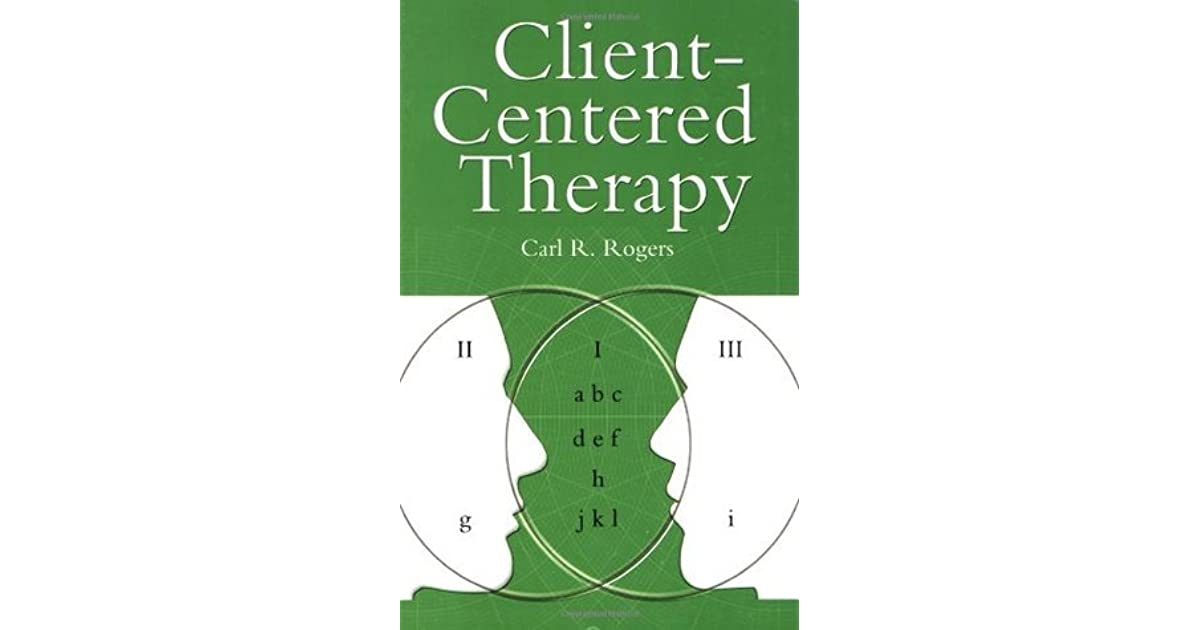 carl rogers client centered therapy pdf