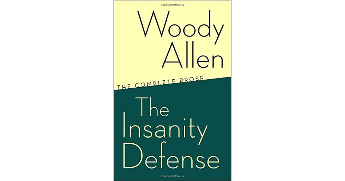 the history of the insanity defense The modern history of the insanity defense comes from the case of daniel m'naghten happened in 1843, who made an attempt to murder the prime minister of britain and was not found guilty for the reason that he was insane at that time.
