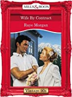Wife By Contract (Mills & Boon Vintage Desire)